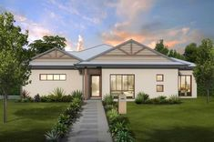 After a low set single storey house? Whether you're starting your new family or downsizing for convenience, Abbott Builders have the perfect low set house plans in Brisbane. Book today for a free consultation!