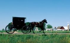 With attractions spread out over several Indiana cities and counties, Amish country offers great opportunities to slow down and meander through a getaway.