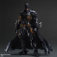 Store | SQUARE ENIX Europe - DC Comics VARIANT PLAY ARTS KAI - Armored Batman