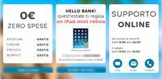 hello bank regalo iphone 5