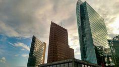 #Berlin #Potsdamerplatz shot on #HTCOneM8