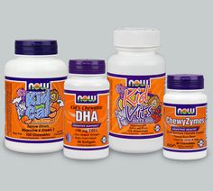 Enter for a chance to win the NOW® Kid's Supplements Sweepstakes