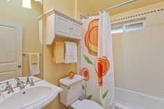 Charming Townhouse In Madison Park - transitional - Bathroom - Seattle - Seattle Staged to Sell and Design LLC