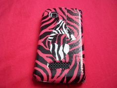 All things Pink and Zebra :)