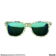 Marijuana Leaves Sunglasses $109.00 Nine point Marijuana leaves. Cannabis is recognized legally in several US states, mostly for medical purposes, but some are recognizing recreational use as well. Medical Pot smokers, medical patients, recreational, stoners, and hippies love our pot! See the rest of our line!
