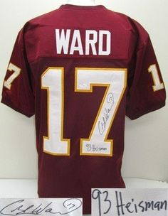Charlie Ward SIGNED Florida State Seminoles Custom Maroon Jersey 93 Heisman  JSA .  139.00. Featured 25753be6c