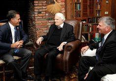 Three great men of faith