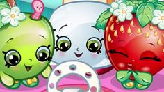 "Shopkins Cartoon - Episode 10, ""Pop goes the Babysitter"" #shopkins #episodes"