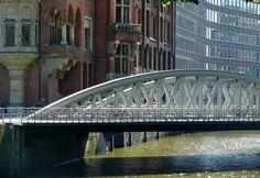 Hamburg, Fleet, Architektur