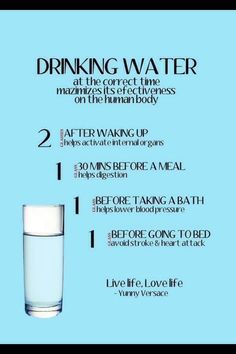 Benefits Of Water I Bet You Didn't Know About!