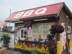 Sweet House BBQ at Jaemor Farm, Alto GA | Marie, Let's Eat!