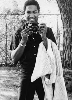 Sam Cooke. One of my favorite singers ever. His voice is just gorgeous.