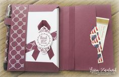 Label Me Pretty Punch Bunch Stampin Up Lyssa stationery box tutorials