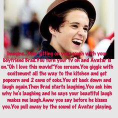 Plz write comments for any ideas Oh My Love, Love Of My Life, Brad Simpson Imagines, Meet The Vamps, Will Simpson, Bradley Simpson, Boy Bands, Hot Guys, Boyfriend