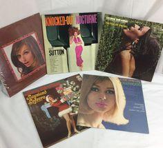 Vtg Record Lot of 5 CHEESECAKE Sexy LP Cover Bachelor Pad Album Girl Vinyl Model  | eBay