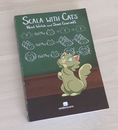 A review of: Scala with Cats by Noel Welsh and Dave Gurnell #scalaprogramming #scalalangugage #developers #programmingbook #softwaremill