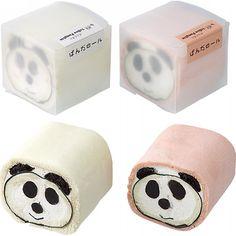 Panda Swiss roll
