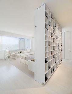 62 gelungene Beispiele die fr einen Raumtrenner sprechen  Wohnzimmer  Raum Raumteiler und