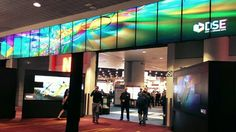 Check out the 9 coolest things we saw at the Digital Signage Expo   Digital Signage Today