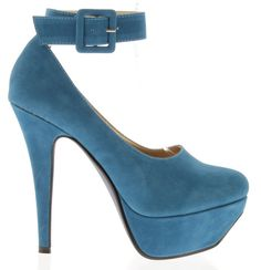 Absolutely in love with the Yani 4 in teal #shoes #makers