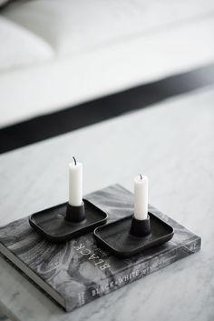 Allas candlesticks from Iittala
