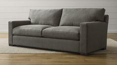 Axis II 2-Seat Queen Sleeper Sofa   Crate and Barrel