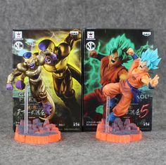 Have your favorite Dragon Ball character next to your laptop, at your desk, wherever you want! A great decorative item and conversation starter for any occasion. The perfect gift for a true fan :) Ite