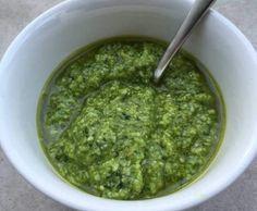 Basilikum-Pesto - frisch by mauderman on www.rezeptwelt.de