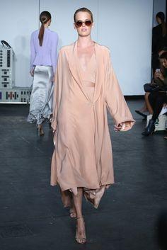 New York Fashion Week Spring 2015  - Juan Carlos Obando Spring 2015-Wmag