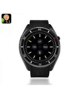 The IQI smartwatch is a stylish Android watch phone that can be worn at any occasion. With its Quad-Core CPU you can enjoy all its features to the most. Android Watch, Android Smartphone, Android Wear, Electronics Gadgets, Technology Gadgets, Quad, Out Of Office Message, Best Smart Watches, Digital Microscope