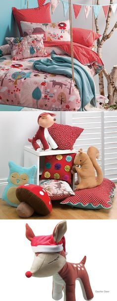 aww I might have to replace miss A's Vintage patchwork quilt for this through the colder  seasons, this is just gorgeous!! Little Red by Hiccups