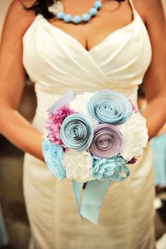 DIY Paper Bouquet