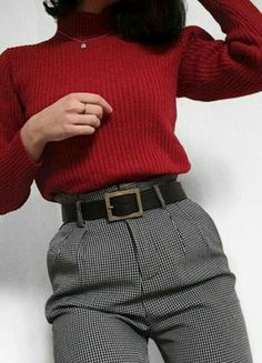 style outfits inspiration - # Hosen - # Hosen, Source by clothes Trendy Outfits, Winter Outfits, Cute Outfits, Fashion Outfits, Womens Fashion, Work Outfits, Fashion Clothes, 50s Outfits, College Outfits