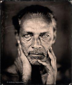 Portrait of Jean-Louis Loca by Sidney Kapuskar
