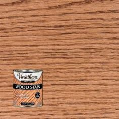 Light Walnut Premium Fast Dry Interior Wood Stain - 266180 - The Home Depot Varathane Wood Stain, Minwax, Staining Cabinets, Cabinet Stain, Interior Wood Stain, Synthetic Brushes, Wood Surface, Walnut Wood, Cleaning