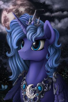 Princess+Luna+(collab)+by+Yakovlev-vad.deviantart.com+on+@deviantART