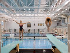 New Fitness and Aquatics Center, Brown University - designed 2012 by Robert A.M. Stern Architects