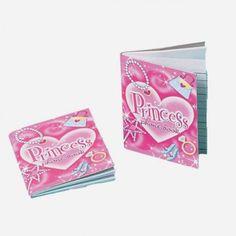 Répertoire princesse lot de 4