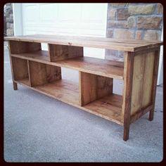Against the Grain Furniture Repurposing & Design: NEW Custom Built TV Stands