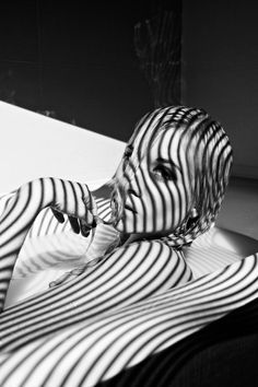 Blurred Shapes, fashion photography by Dorota Korotko