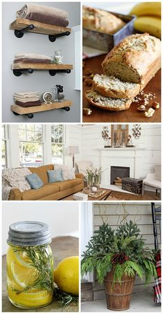 Favorite DIY Projects, Tips & Recipes