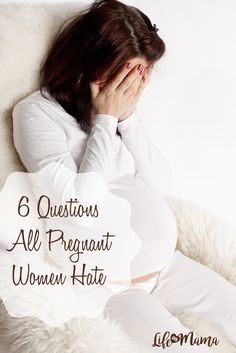If there is one thing you should never do, it's upset a hormonal pregnant women. Except, for some reason, pregnancy seems to be the perfect excuse for people to lose all their social filters and just say the first thing that comes into their heads, usually related to your size and shape.