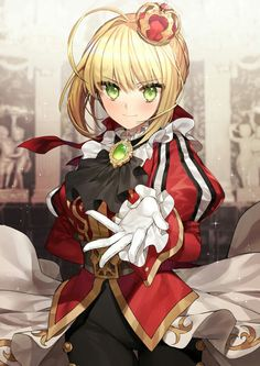 """Fate Stay Night Saber Anime 36/"""" x 24/"""" Large Wall Poster Art Print Decor Gift #1"""