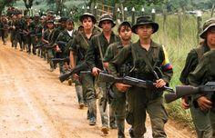 Las Fuerzas Armadas Revolucionarias de Colombia (FARC) aclararon en una declaración difundida ayer que no tienen nada que ver con un comunicado en el que supuestamente daban el visto bueno a la iniciativa de un marco jurídico para la paz que estudia el Congreso. Ver más en: http://www.elpopular.com.ec/54082-las-farc-niegan-autoria-de-comunicado.html?preview=true_id=54082_nonce=de9ab7187d
