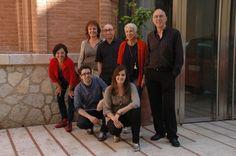 Alguns dels membres de l'equip impulsor de Vapor Lab!