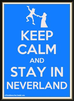 Disney Art. Peter Pan. Neverland.