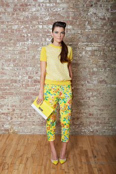 Kate Spade New York Spring 2013 Ready-to-Wear Fashion Show Collection