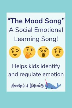The Mood Song (Lyric Video) | SEL Song for Kids