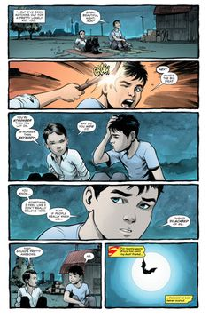 En un Universo alterno, Hay historias más bonitas :) #Superman #Batman #Amistad