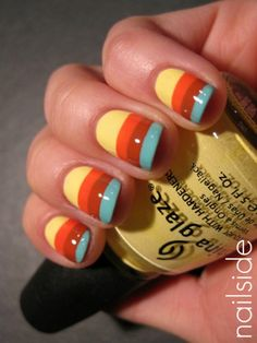 70's nails